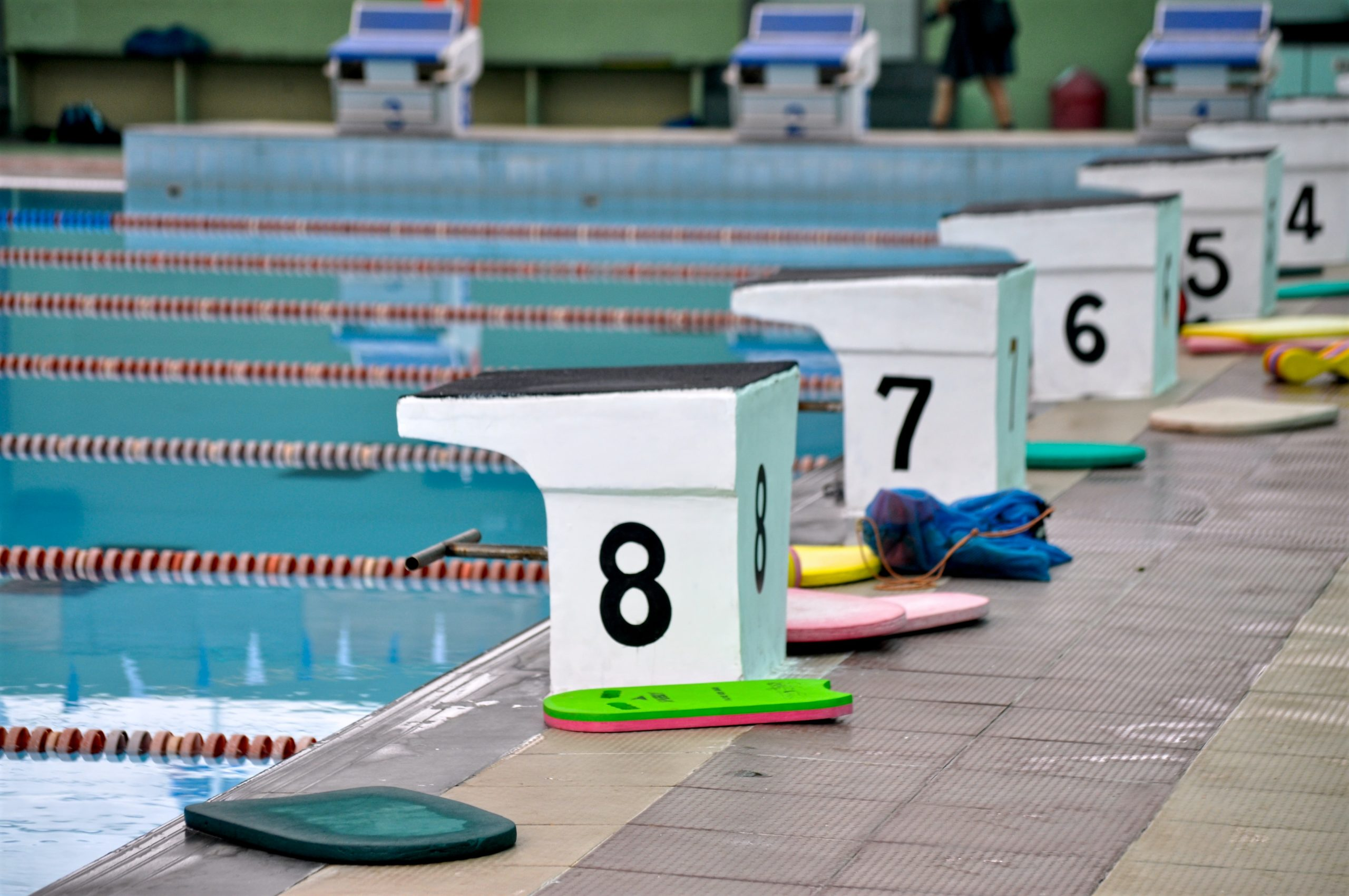 水泳の始め方